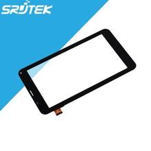 Para Cube U51GT Talk7X/Talk7XS Tela Sensível Ao Toque para CUBE Discussão C8 7X U51GT Tablet PC da Tela de Toque Digitador Sensor de Vidro Exterior(China (Mainland))