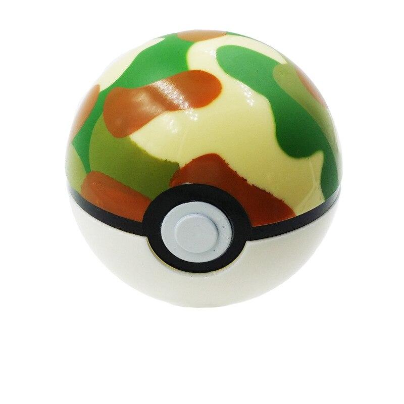 Poke ball with Pokemon 14
