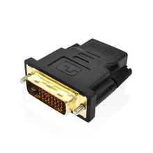 HDMI Female to DVI Male extension adapter