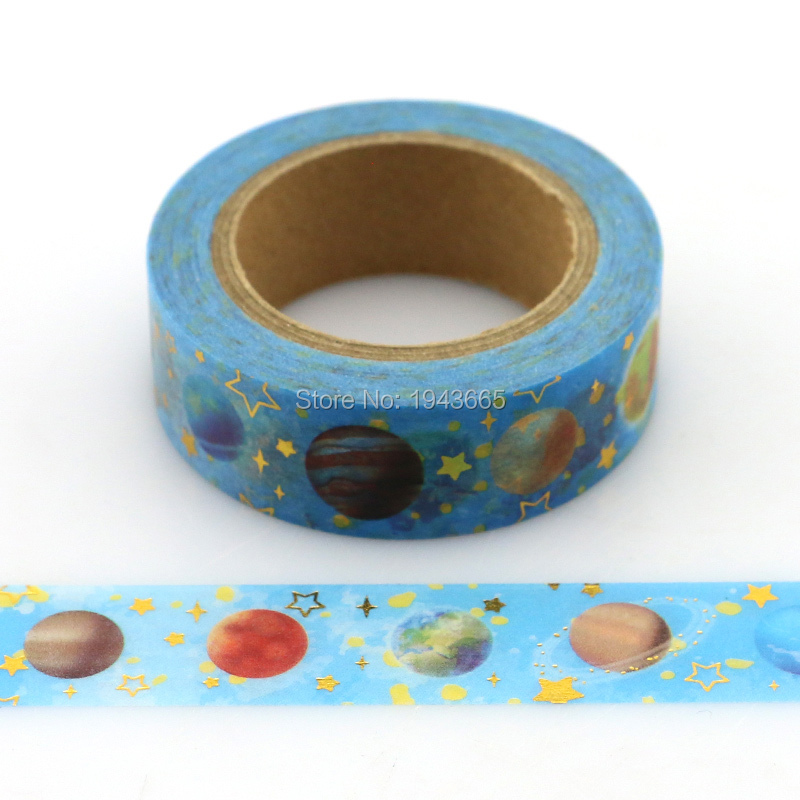 Copper Ohh Deer Copper Mushrooms Washi Tape One Size