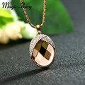 Magia Ikery collar de Cristal suéter largo collar de cadena de Bohemia Gota colgantes collares Joyería de Moda para las mujeres MK00055
