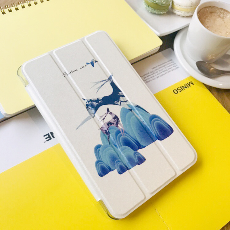 T280 T285 Case Cover Tab A A6 7.0 Inch Ultra Slim Lightweight Stand Smart Cover Case For Samsung Galaxy Tab A 7