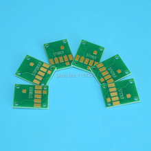 6 color PGI-770 CLI-771 auto reset chip for Canon PIXMA MG7770 printer cartridge pgi 770 cli 771