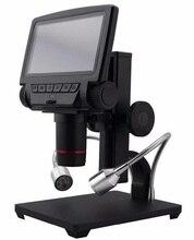2018 Новый Andonstar 5 дюймов Экран HDMI Цифровые микроскопы ADSM301 Ремонт печатной платы инструмент usb-микроскоп