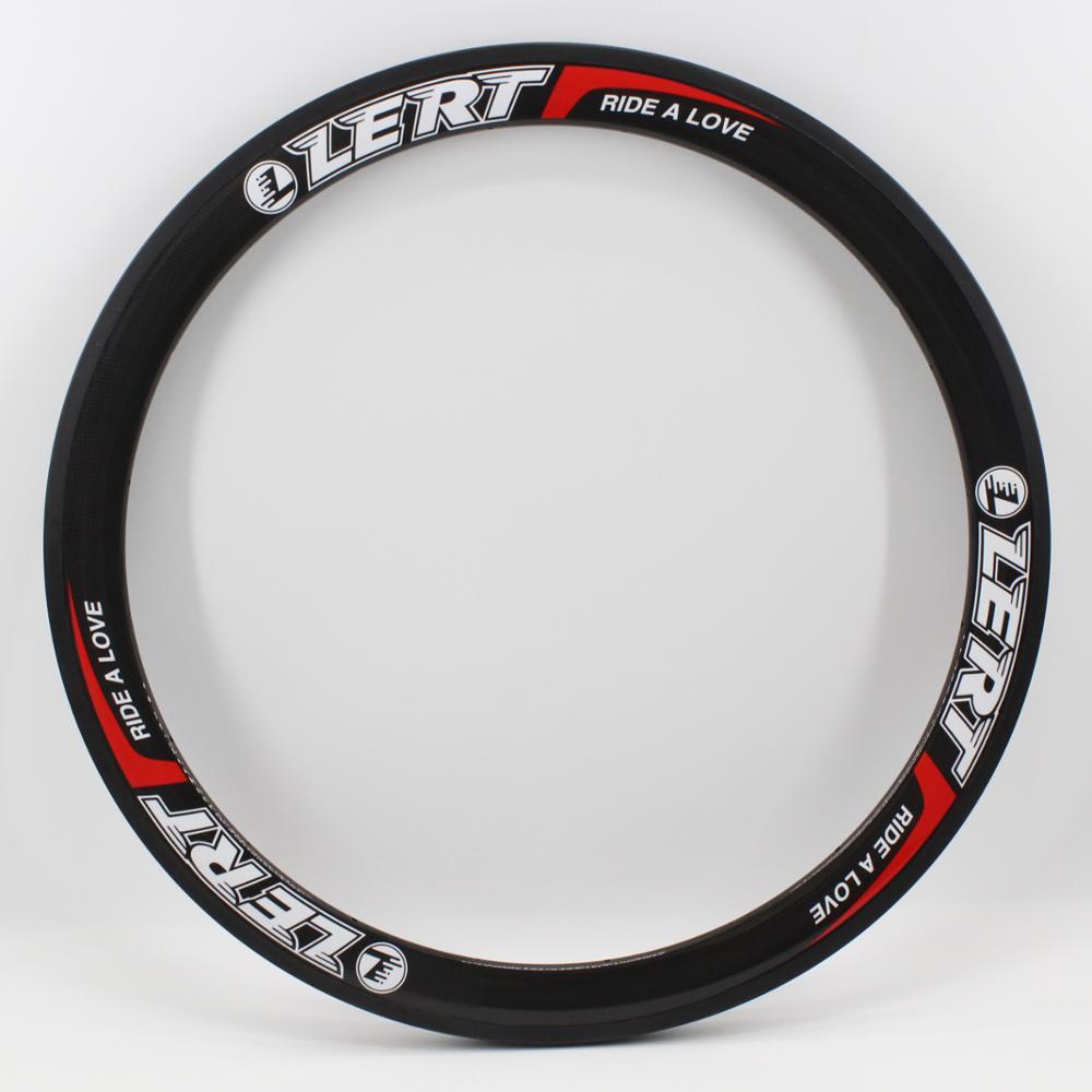 Nouveau LERT 700C 50mm vélo de route 3 K UD 12 K roues en carbone complet vélo jantes tubulaires surface de frein en basalte 20.5/23/25mm largeur livraison gratuite