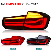LED Tail Lamp for BMW F30 F35 2013 2014 2015 2016 2017 Red Smoked Black LED Tail Light Turning Signal Brake Light Reverse Light