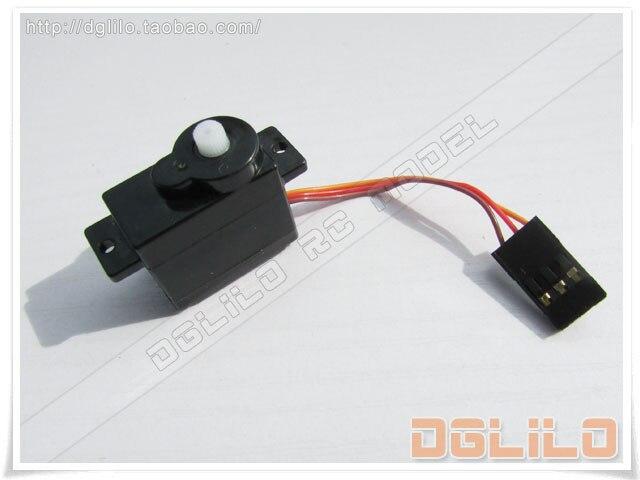1pcs iw04m Mini Q 1:28 RC Car spare part 5g Three wire micro servo ...