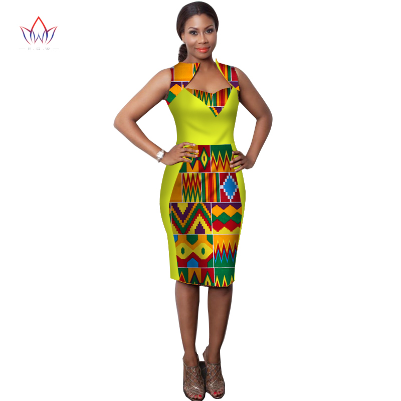 Fashion Dresses 2019: 2019 New Hitarget Fashion African Style Dresses For Women
