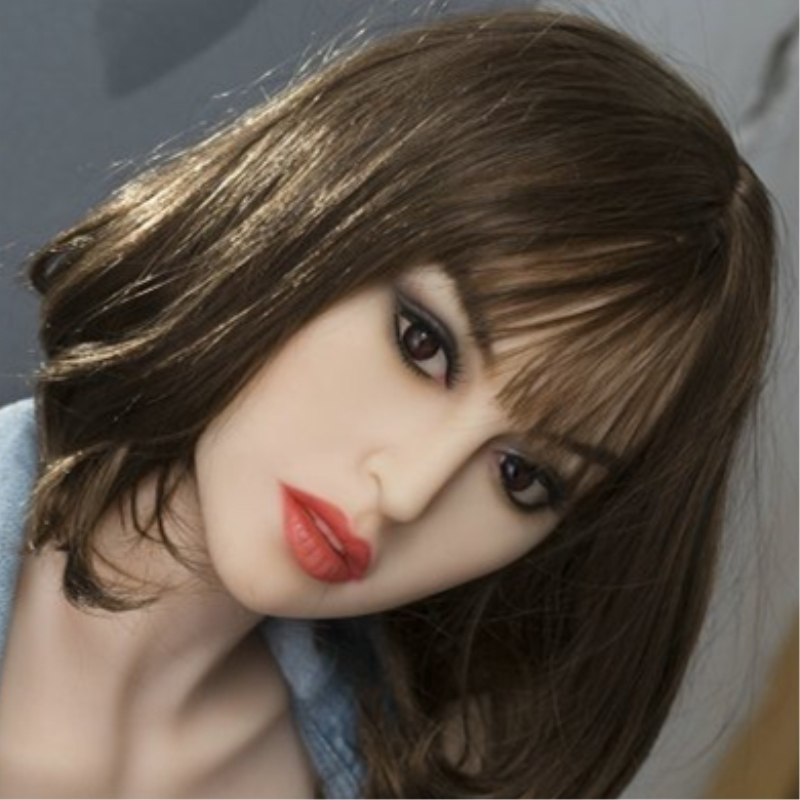 NEW WMDOLL 129# Sex Doll Head  Natural Color  For Real Adult Doll 140-170cm NEW WMDOLL 129# Sex Doll Head  Natural Color  For Real Adult Doll 140-170cm