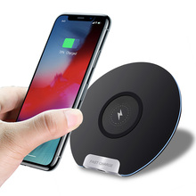 DCAE Qi Wireless Charger 10W Quick Charge 3.0 For iPhone XS Max XR X 8 Fast Charging Pad Samsung S10 S9 Note 9 Xiaomi MI