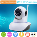 Cámara ip wi-fi 2.4g 720 p hd motion sensor de apoyo de visión nocturna tarjeta sd de la ayuda