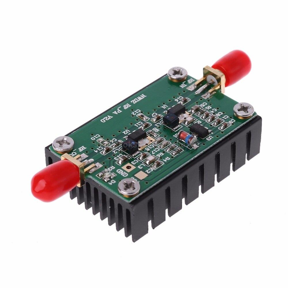 2MHz-700MHZ RF усилитель мощности широкополосный RF усилитель мощности для HF VHF UHF fm-передатчик радио Jy23 19 Прямая поставка