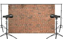 5x7ft Brick Wall Photography Background Studio Backdrop Props Theme