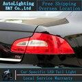 Orignal Piezas de Automóviles Lámpara De Cola para Skoda Superb Tail Lights Reemplazo 4 unids por juego Lámpara De Cola trasera de la lámpara drl + señal + freno + reversa