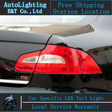 Orignal Car Parts Tail Lamp for Skoda Superb Tail Lights Replacement 4pcs per set rear lamp Tail Lamp drl+signal+brake+reverse