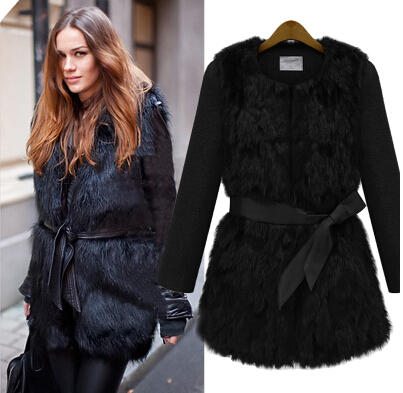 2017 New large size Coat women cotton long section Korean winter coat thicker Slim Down padded