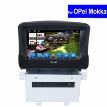 Android Car DVD Player for Opel Mokka Radio Bluetooth GPS Navigation 3G WIFI OBD Touch Screen Car Stereo In Dash Headrest Audio