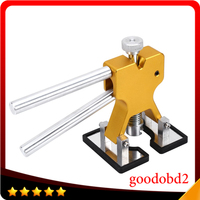 Car Golden Paintless Dent Repair Tool Dent Lifter Removal Auto Body PDR Tools Puller Lifter Work With Glue Dent Tab