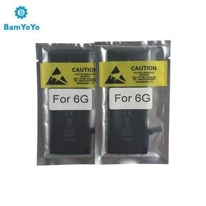 Image 4 - BMT оригинальный 5 шт. аккумулятор высшего качества 100% кобальтовый элемент 1810 мАч для iPhone 6 6G Замена + ILC технология в 2019 iOS 13
