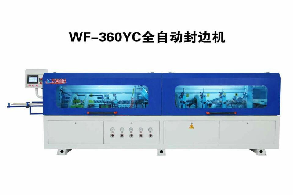 Auto Edge Bander Machine WF-360YC Edge Banding Machine
