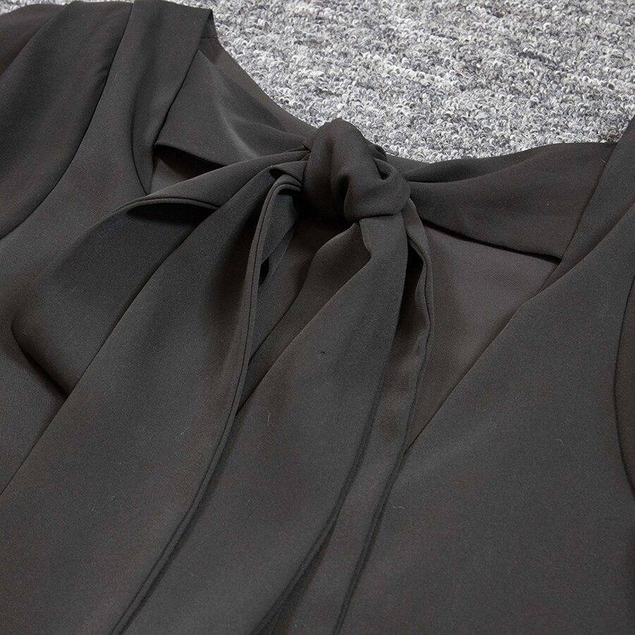 2019 Partito Donne Da Vestito Backless Aeleseen Nuovo Modo Vestiti Signore Nero Maxi Eleganti Sexy Di Delle Dress Dell'arco Estate Lungo Runway Rosso gq1qP