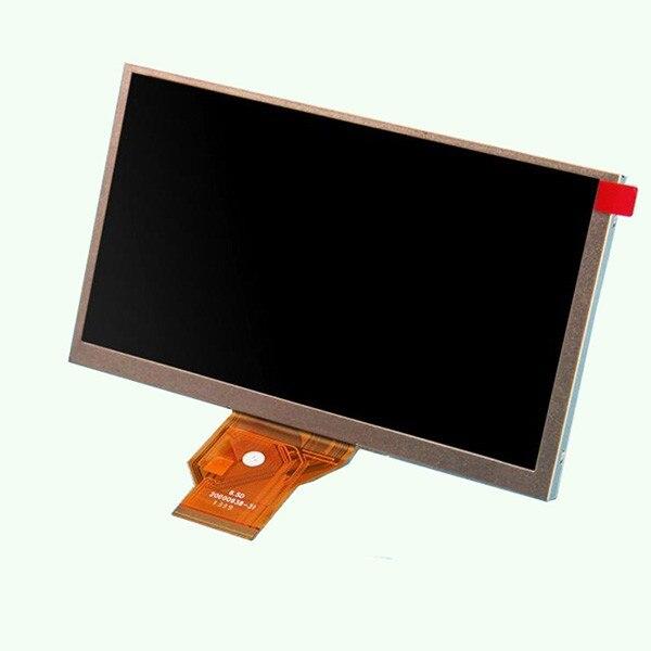 Original 6.5 inch AT065TN14 Car GPS DVD LCD Display screen Free shipping