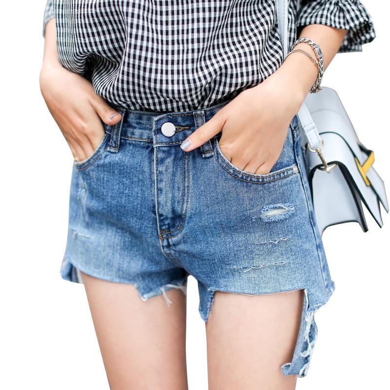 Online Get Cheap Distress Denim Shorts -Aliexpress.com | Alibaba Group