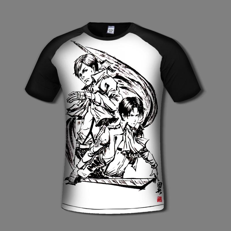 Attack on Titan short sleeve T-shirts