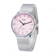 Colorful Design Quartz Wrist watches women Ladies students watch hour clock bracelet watch new arrive цена