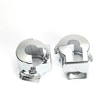 1 Pair Chrome CNC Aluminum Motorcycle Handlebar Switch Housing Cover Cap Universal for Honda VTX 1800_220x220 handlebar switch pair motorcycle promotion shop for promotional  at bayanpartner.co