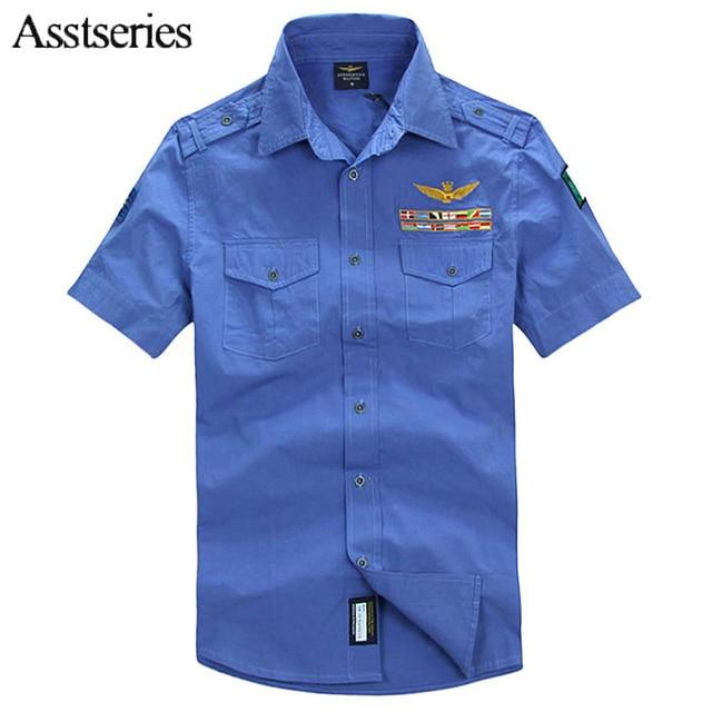 DRESSES - Short dresses Aeronautica Dg7Yu