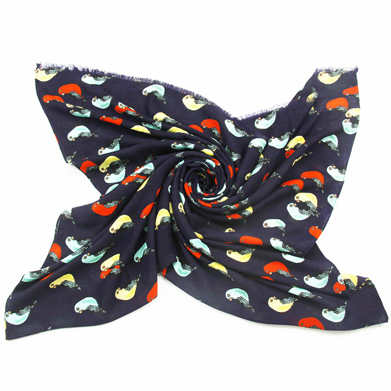 Spring Baby Birds Scarf | Shawls and Wraps | Up to 60% Off Now