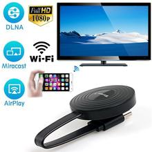 For Miracast/Airplay Mirroring/Youtube RK3036 airplay Phone Wireless Display Mirroring Device WiFi HDMI TV Dongle Support DLNA стоимость