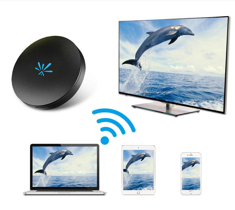 TV Stick MiraScreen G6 Miracast WiFi Dongle wsparcie NetFlix YouTube dla Iphone PC Home Smart HD TV Stick Android Pc Wifi wyświetlacz