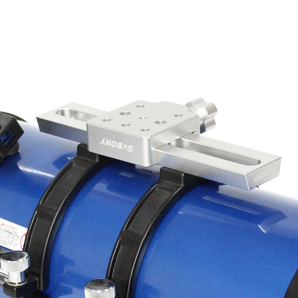 svbony 210mm placa de montagem cauda 03