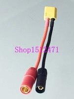 1pce XT60 XT 60 männlichen zu XT150 AS150 adapter für DJI S1000 S900 S1000-in Steckverbinder aus Licht & Beleuchtung bei