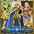 """In-Stock"" S-Temple / MetalClub Aries Mu Saint Seiya Myth Cloth Ex Aries Mu Action Figure"