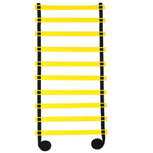5M 10 rung Sports Agility Ladder For Speed font b Football b font Fitness Feet Training
