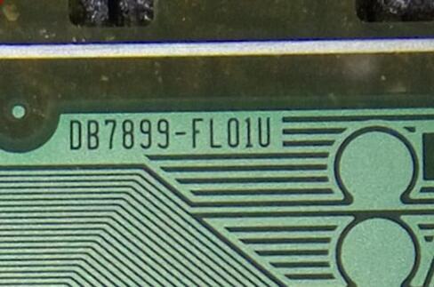 DB7899-FL01U Nouveau TAB COF IC Module 5 pcs ou 10 pcs/lot