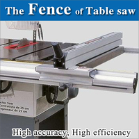 Fence System For Table Saw Easier To Locate Size High Efficiency And High Accuracy Of CNC