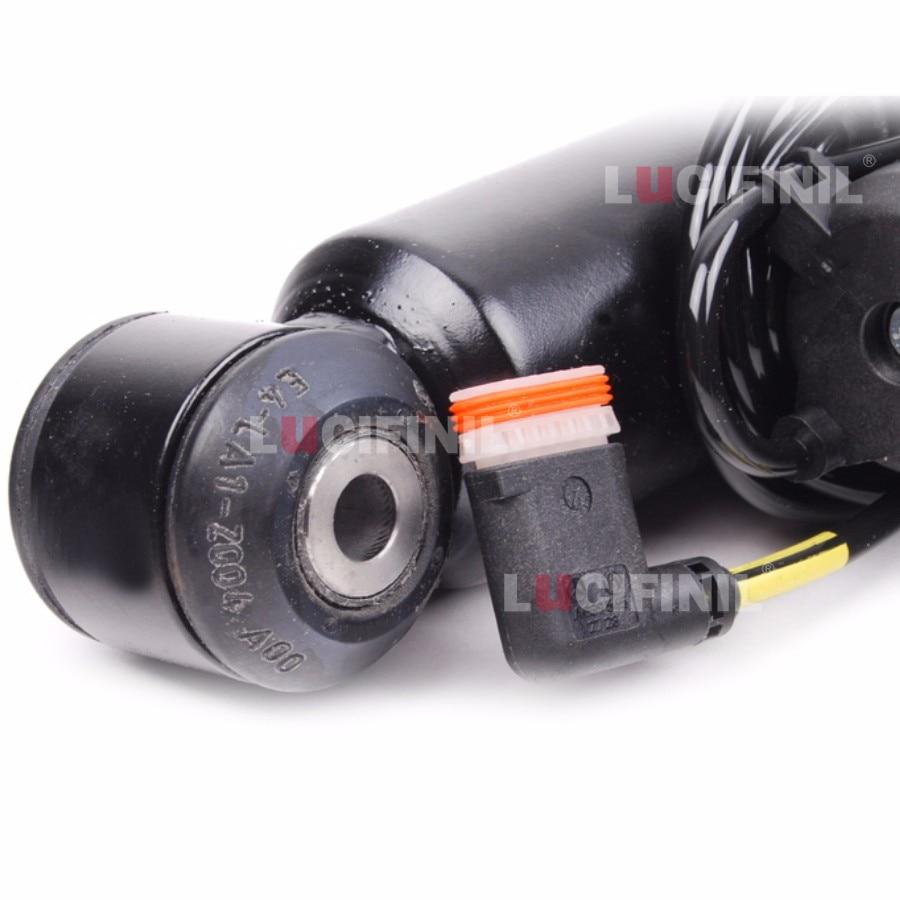 PARTS-DIYER Rear Left /& Right Air Suspension Kit Shocks Struts Springs fit for Mercedes-Benz W211 E320 E350 E500 E55 E63 CLS 500 550 2113200725 2113200825