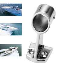 1 шт морской класс 316 нержавеющая сталь лодка яхта ручная рейка