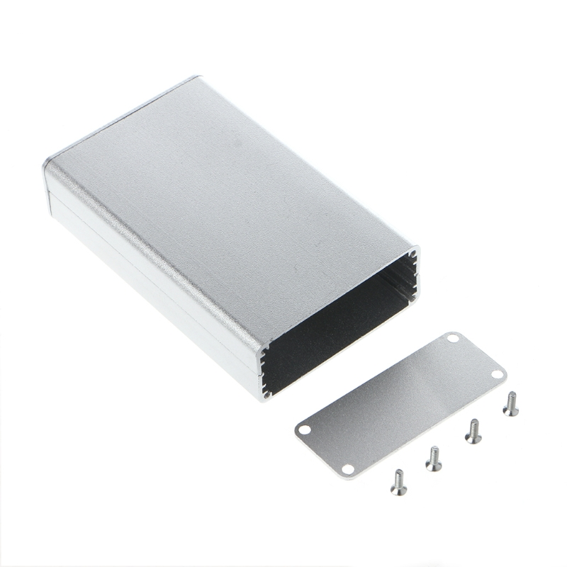 Aluminum Project Box Enclosure Case Electronic DIY Instrument Case 80x50x20mm