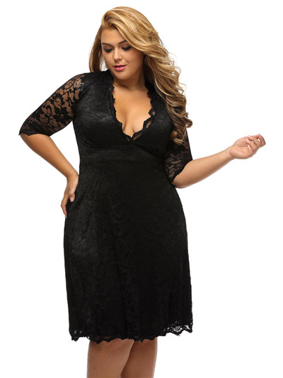 23b7bfc40c052 sexy fashion women dress plus size sexy costumes lace roupas feminina big  size ropa interior mujer dress women -in Dresses from Women's Clothing & ...