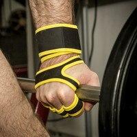 Вес перчатки с запястье оберните поддержки и duty силиконовая рукоятка черный мощности света Вес crossfit передач для обувь для мужчин и женщин