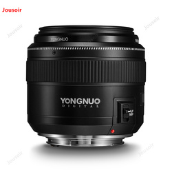 YN85mm F1.8 Multi - layer Coating Technology of Auto - focus Motor Supported by Quan Huafu Auto - focus SLR Camera Head CD50 T07