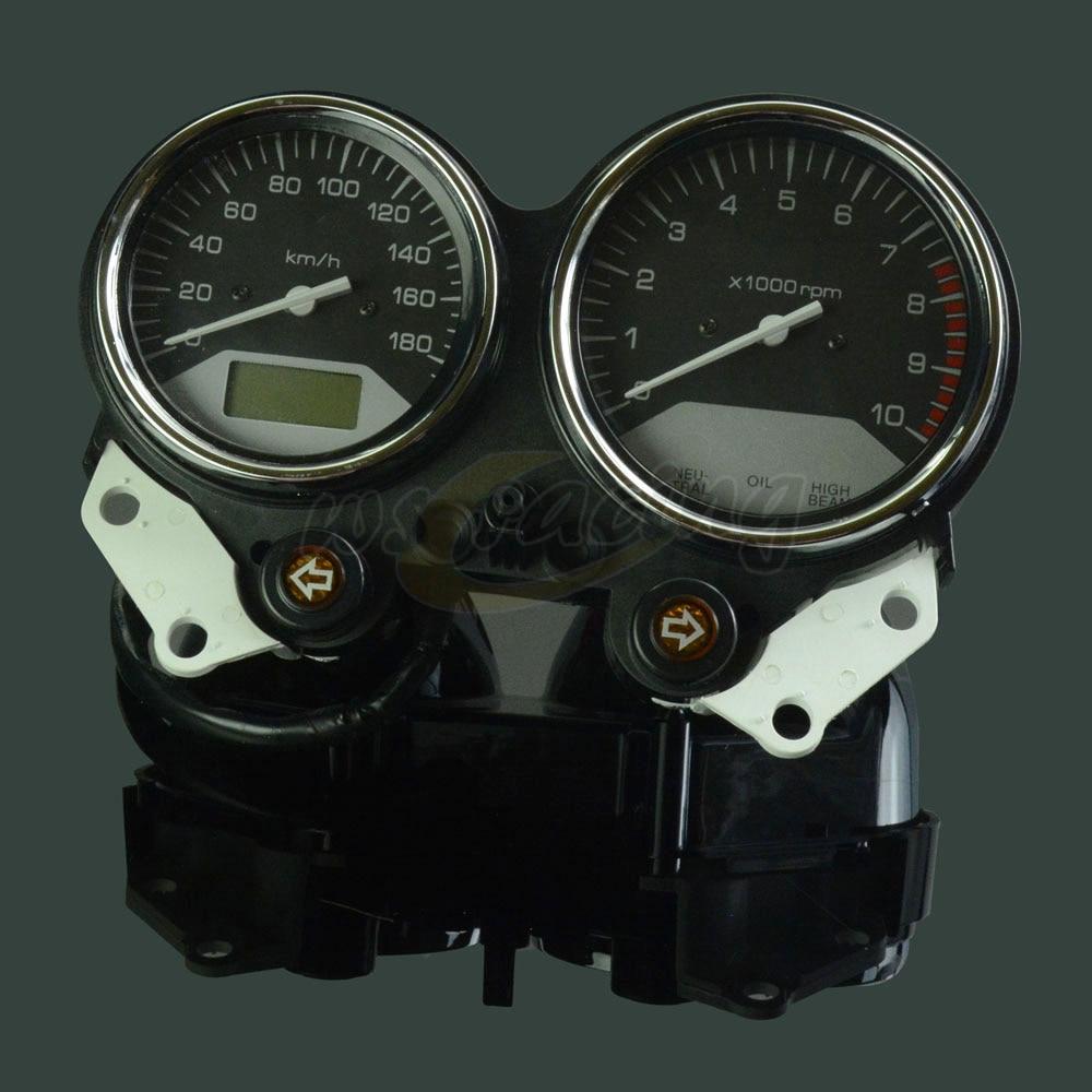 Мотоцикл инструмент тахометр одометр спидометр Датчик кластера метр для Honda CB1300 X4 с 1997-2003 97 98 99 00 01 02 03