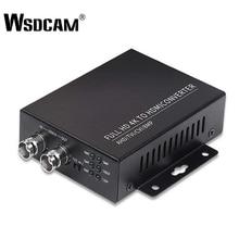 Wsdcam كاميرا AHD التعرف التلقائي جودة 4K 720P/1080P, 8MP AHD 5MP CVI 5MP TVI تناسب الدوائر التليفزيونية المغلقة محول CVBS TO HDMI