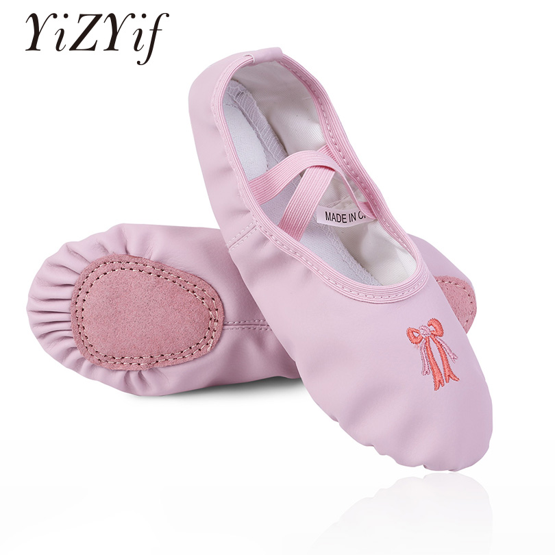 Buy ballerina shoes girls and get free shipping on AliExpress.com 90c1ee6bb226