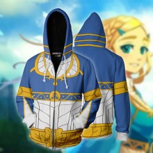 2019 New The Legend of Zelda Game Cosplay Costume Anime Hoodie Men Women College